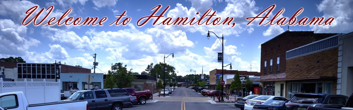 City of Hamilton, Alabama