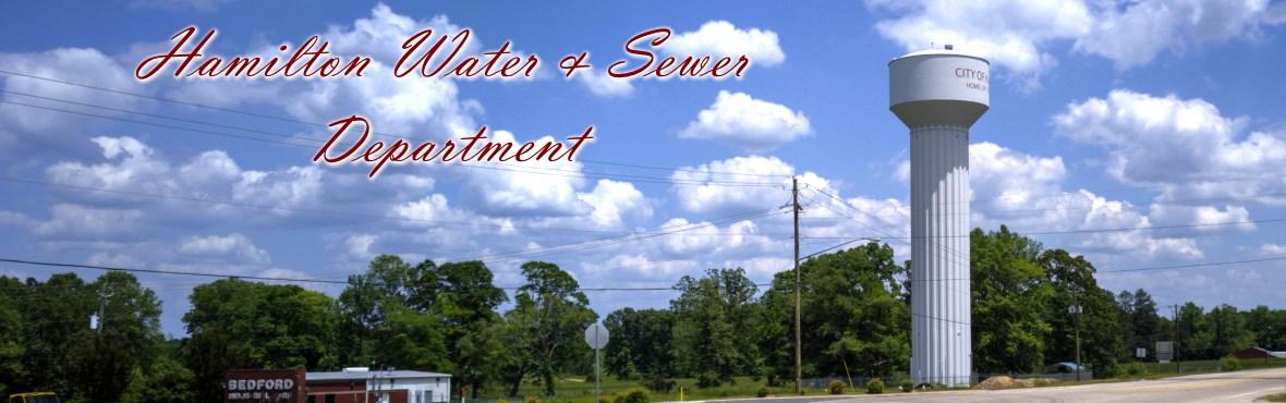 Water - City of Hamilton, Alabama